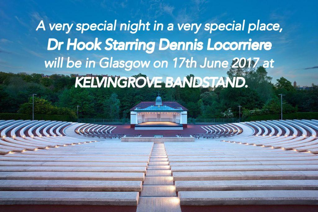 Dr Hook Starring Dennis Locorriere   Glasgow   Scotland   2017