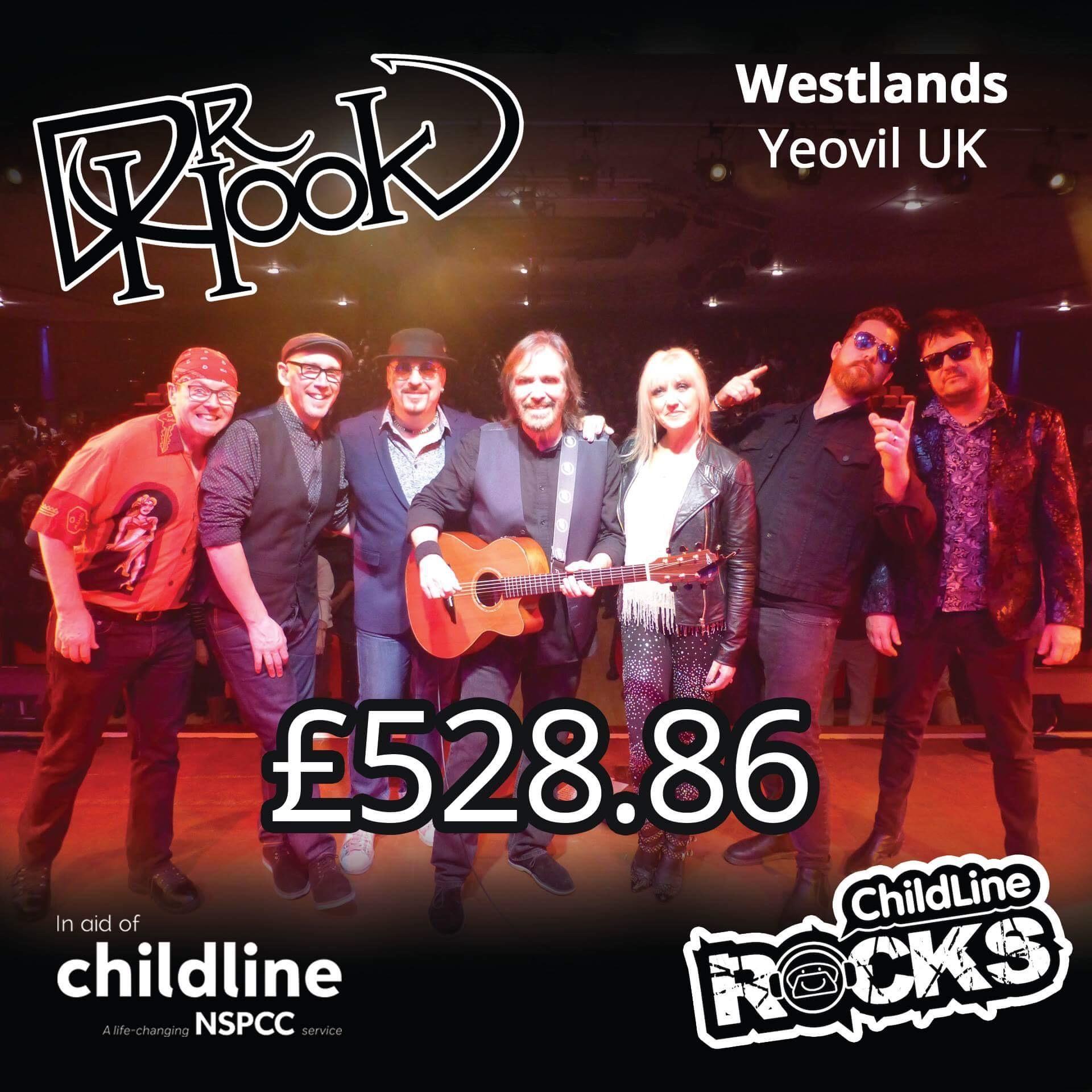 Dr Hook   UK & IE Tour   2017   Fundraising For NSPCC Childline   Yeovil UK
