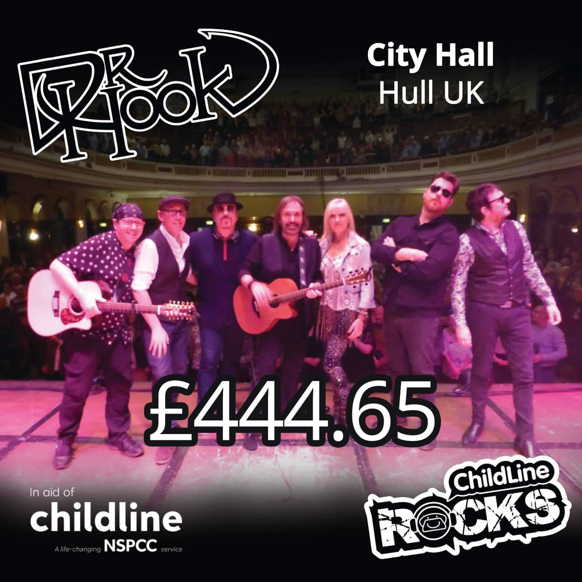 Dr Hook _ Fundraising _ NSPCC Childline _ Hull-a