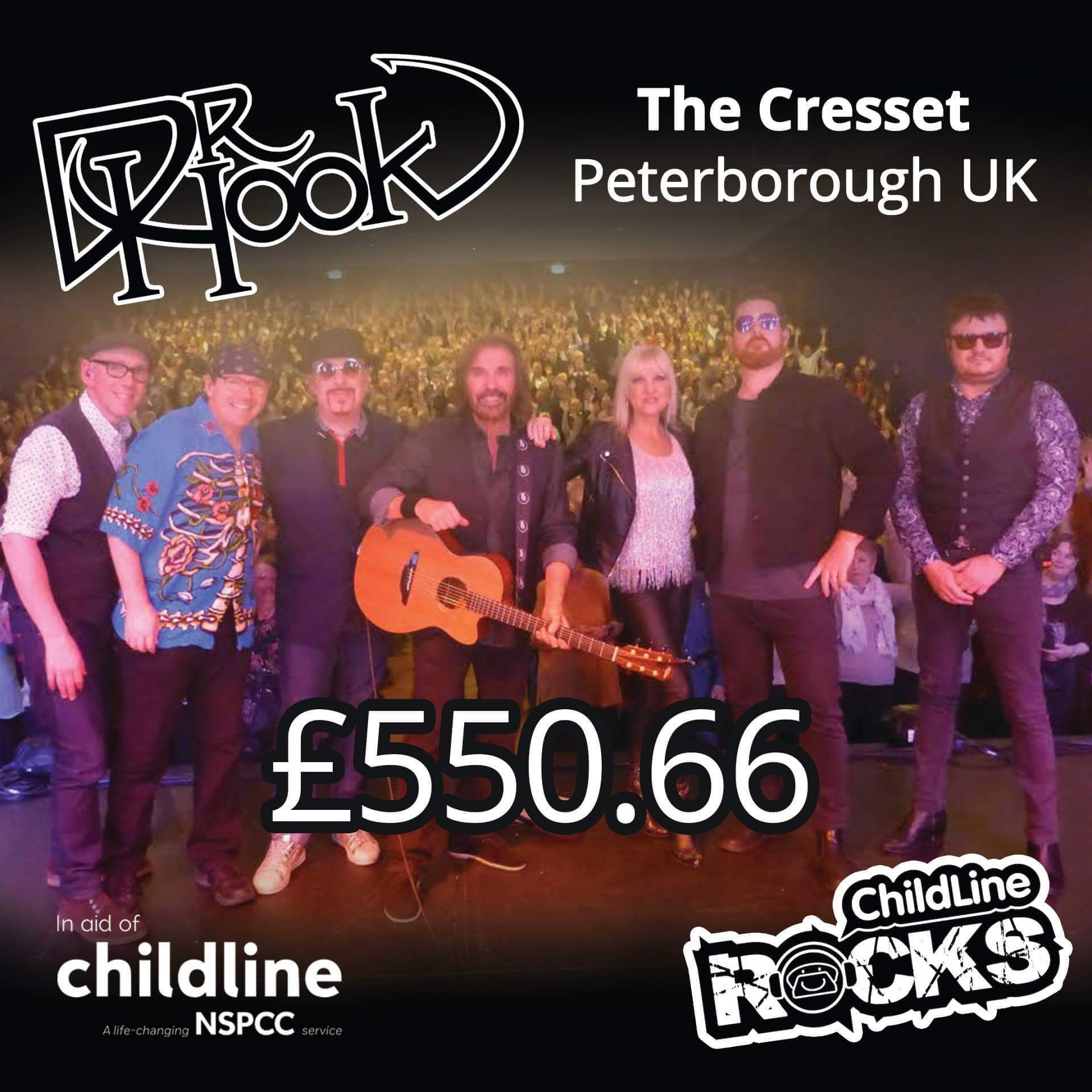 Dr Hook _ Fundraising _ NSPCC Childline _ Peterborough-a
