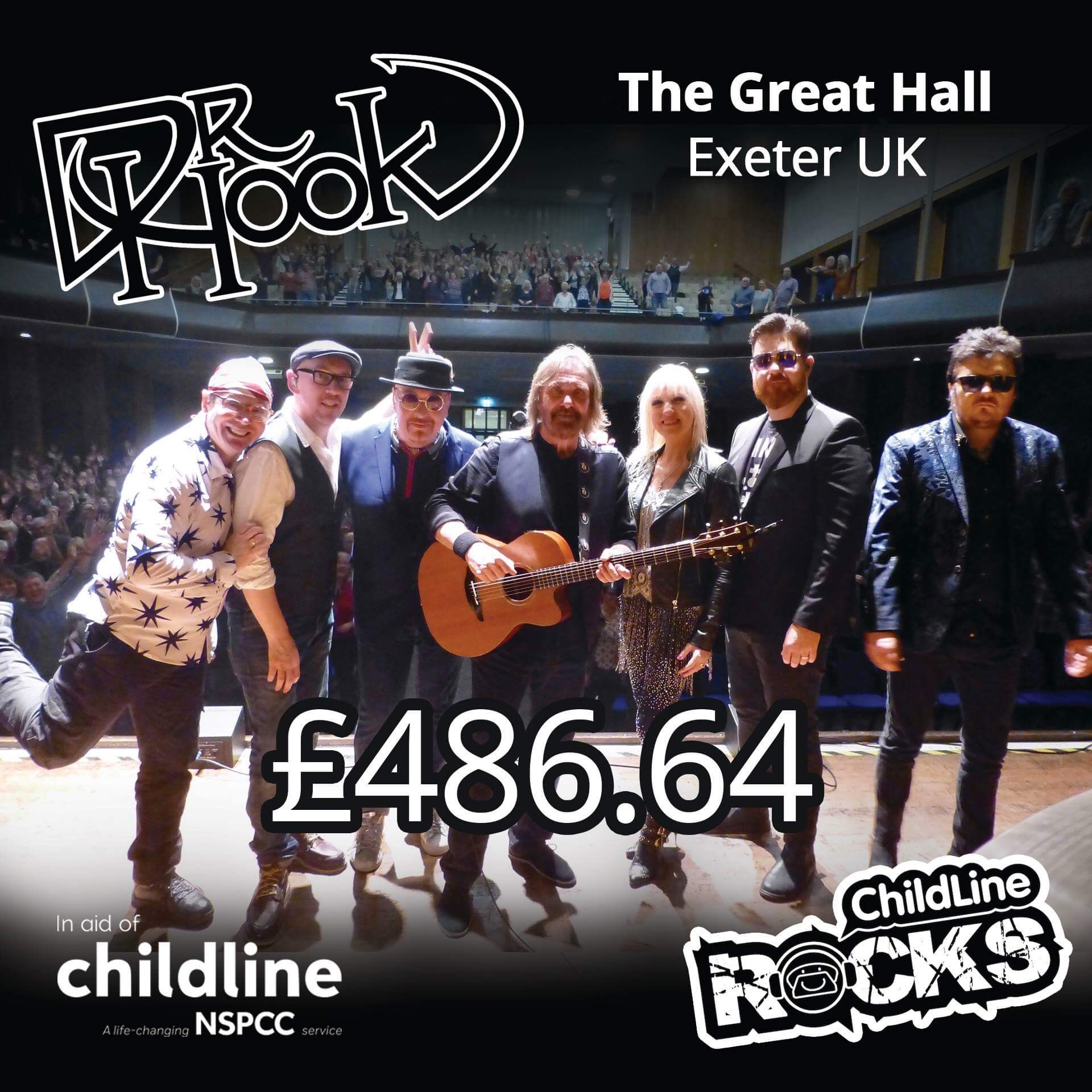 Dr-Hook-Fundraising-NSPCC-Childline-Exeter