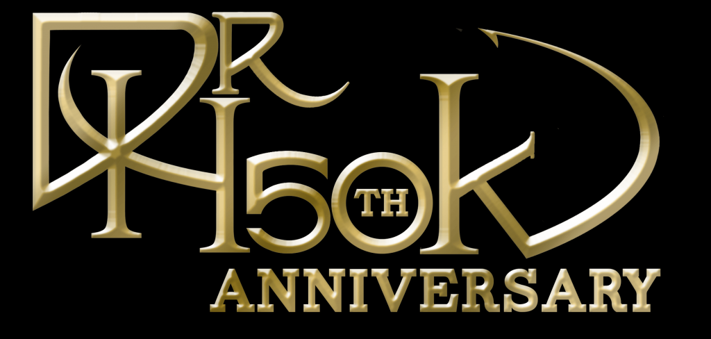 Dr Hook 50th Anniversary Logo